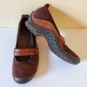 Merrell Plaza Bandeau Mary Jane Shoes